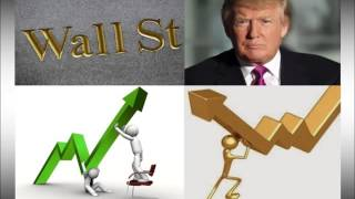 Download Stock Markets Recover and Gold Prices fall back after a Trump Victory – why? Video