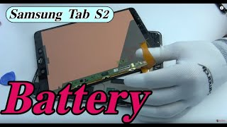 Download Samsung Tab S2 battery replacement Video