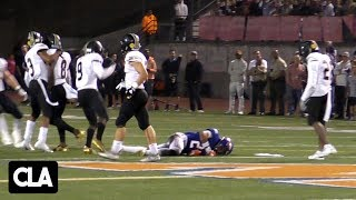 Download Best Football Hits EVER!!! High School Football Compilation *KNOCKOUTS, HELMETS FLY! Video