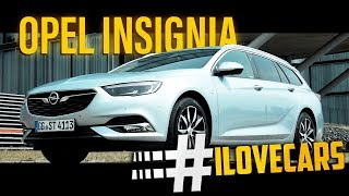 Download Opel Insignia Sports Tourer 2017 Test Fahrbericht - #ilovecars Video