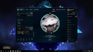 Download Crafting Poro Snax Lover Icon And Temporary Emote League of Legends Video