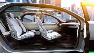 Download Chrysler Portal INTERIOR Review 2017 Chrysler Self Driving Car Interior 2017 CES News CARJAM TV Video