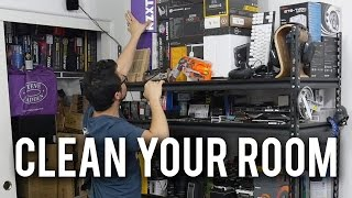 Download EXTREME Room Cleaning Timelapse - RIVETING! Video
