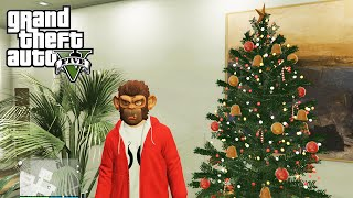 Download GTA 5 Online Festive Surprise DLC New Weapons Proximity Mines, Homing Launcher and New Vehicles Video