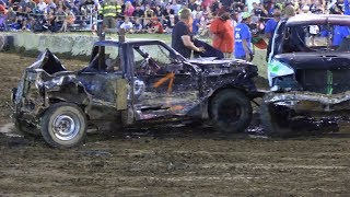 Download Compact Trucks - Huron County Derby 2019 Video