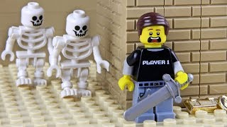 Download Lego Library - The Skeleton Attack Video