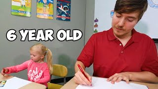 Download I Went Back To 1st Grade For A Day Video