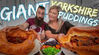 Download THE ULTIMATE YORKSHIRE PUDDING CHALLENGE (Lindsey's First Ever Food Challenge) | C.O.B. Ep.70 Video