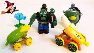 Download Plants vs Zombies Juguetes para Halloween Video