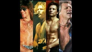 Download JON BON JOVI - SOME PEOPLE WAIT A LIFE TIME FOR A MOMENT LIKE THIS Video