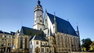 Download Beautiful places and attractions in Leipzig - Travel Video