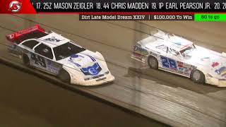 Download 6.9.18   Dirt Late Model Dream   Feature Highlights Video