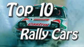 Download Top 10 Best Rally Cars of All Time | Pure Engine Sounds Video