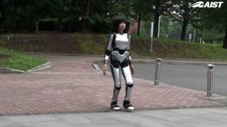 Download HRP-4C「未夢」による屋外歩行実験【産総研公式】 Video