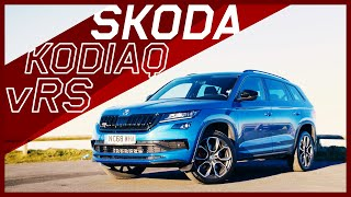 Download Skoda Kodiaq vRS Review - The Shortcut Video