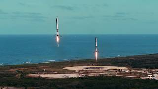 Download Falcon Heavy & Starman Video