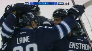 Download Laine lethal on power play against Oilers Video