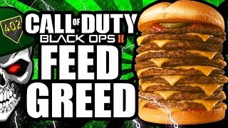 Download Call of Duty Funny Moments - EPIC C4 Challenge in Black Ops 2 Multiplayer ″FEED GREED″ C4 Gameplay Video