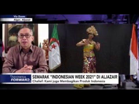 """Semarak """"Indonesian Week 2021"""" di Aljazair"""
