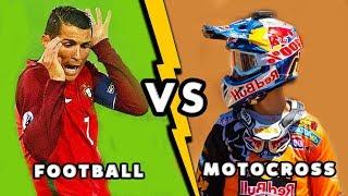 Download MOTOCROSS VS FOOTBALL - [HD] Video