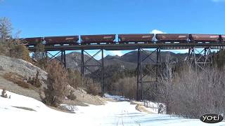 Download Some of the worlds very long trains (Prt 1) Video