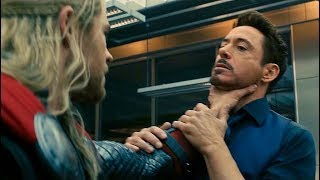 Download Tony Stark ″We'll Lose″ Argument Scene - Avengers: Age of Ultron (2015) Movie CLIP HD Video