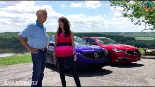 Download 2018 Acura TLX: His Turn - Her Turn™ Car Review Video