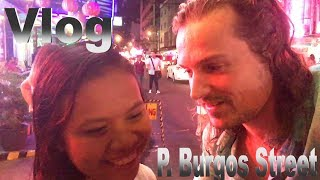 Download Vlog #11: P. Burgos Street - Philippines red light district vlogs (part 1) Video