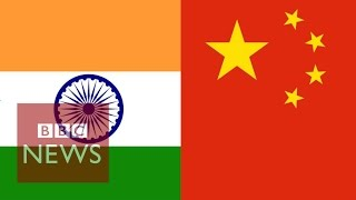 Download India vs China in 60 seconds - BBC News Video