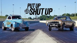 Download Vintage Gasser Drag Race Showdown! - Put Up or Shut Up Ep. 2 Video