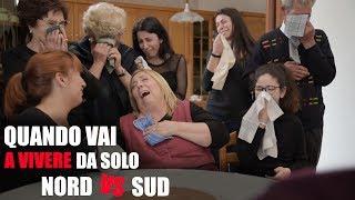 Download Quando VAI A VIVERE DA SOLO - NORD vs SUD Video