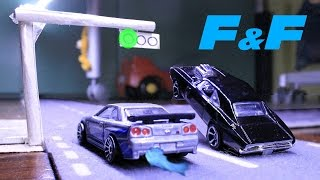 Download Brian vs Dom - Fast and Furious Stop Motion Minimovie Video