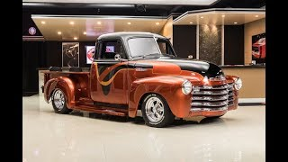 Download 1952 Chevrolet Pickup For Sale Video