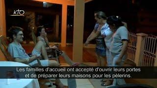 Download JMJ : ″L'objectif, c'est que les pèlerins se sentent comme chez eux, en famille″ Video