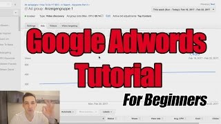 Download How To Use Google Adwords - Google Adwords Tutorial For Beginners Video