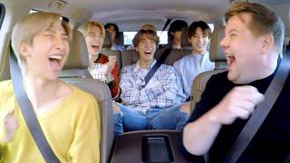 Download Coming Tuesday: BTS Carpool Karaoke Video