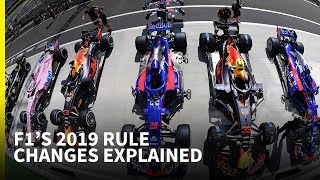 Download F1's 2019 rule changes explained Video