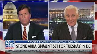 Download Roger Stone on Tucker Carlson Tonight Video