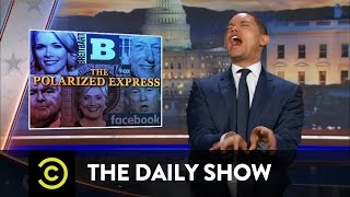 Download Polarized Media: Consuming News from Inside Your Bubble: The Daily Show Video