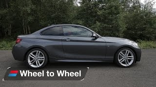 Download BMW 2 Series Coupe vs Mercedes-Benz CLA vs Audi A3 Saloon video 1 of 4 Video