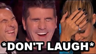 Download TOP 5 *FUNNIEST & UNEXPECTED* AUDITIONS EVER that Will Make You LAUGH :) GOT TALENT Worldwide! Video