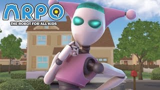 Download ARPO The Robot For All Kids - Robot Rival | Compilation | Videos For Kids Video