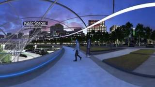 Download 2030: smart city life 360 view Video