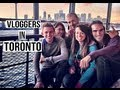 Download Vloggers in Toronto with ″Fun for Louis″ ″Hey Nadine″ ″Kick the Grind″ and ″Backpack with Brock″ Video