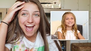 Download reacting to my first videos! Video