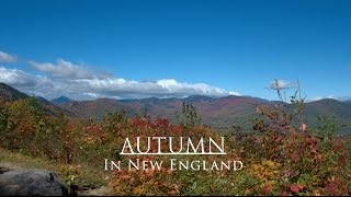 Download Autumn In New England Video