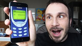 Download IPHONE 3310 OLDU! iLGİNÇ BEYİN İSRAFI 9 UYGULAMA Video