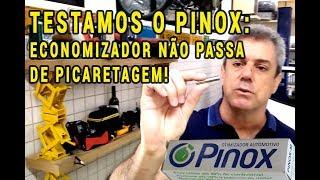 Download Teste Pinox: economizador de combustível é picaretagem! Video