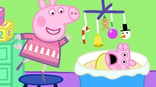 Download Peppa Pig Official Channel 🎄 Visiting Chole's Family 🎄 Peppa Pig Christmas Video