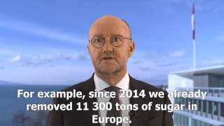 Download Nestlé Sugars Reduction in Europe Video